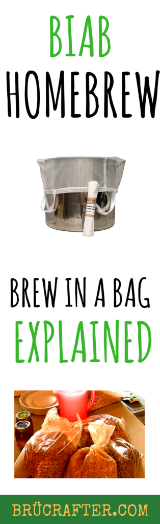 What is Brew In a Bag? (BIAB) - BrÜcrafter