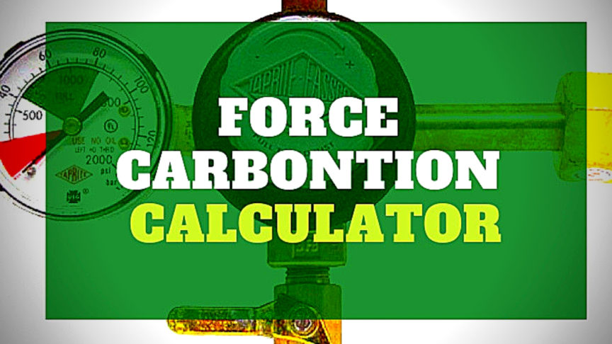 Force Carbonation Calculator And Pdf Chart Brucrafter
